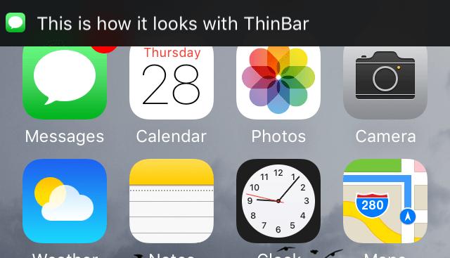 ThinBar
