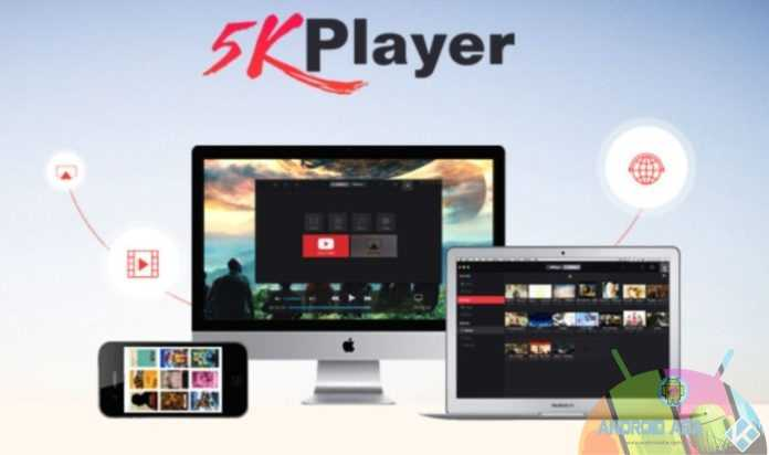 5kplayer logo