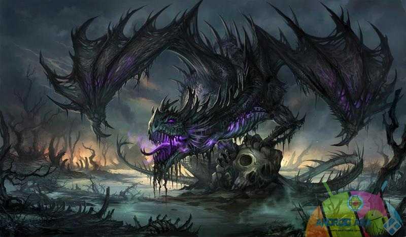 the magic dragon fanart