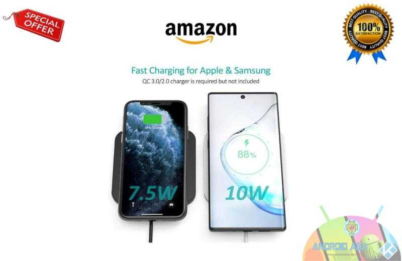 choetech wireless charging