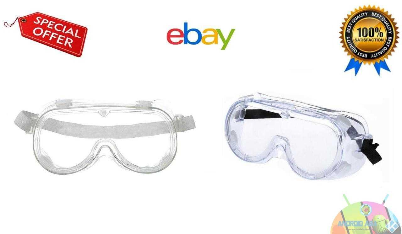occhiali ebay