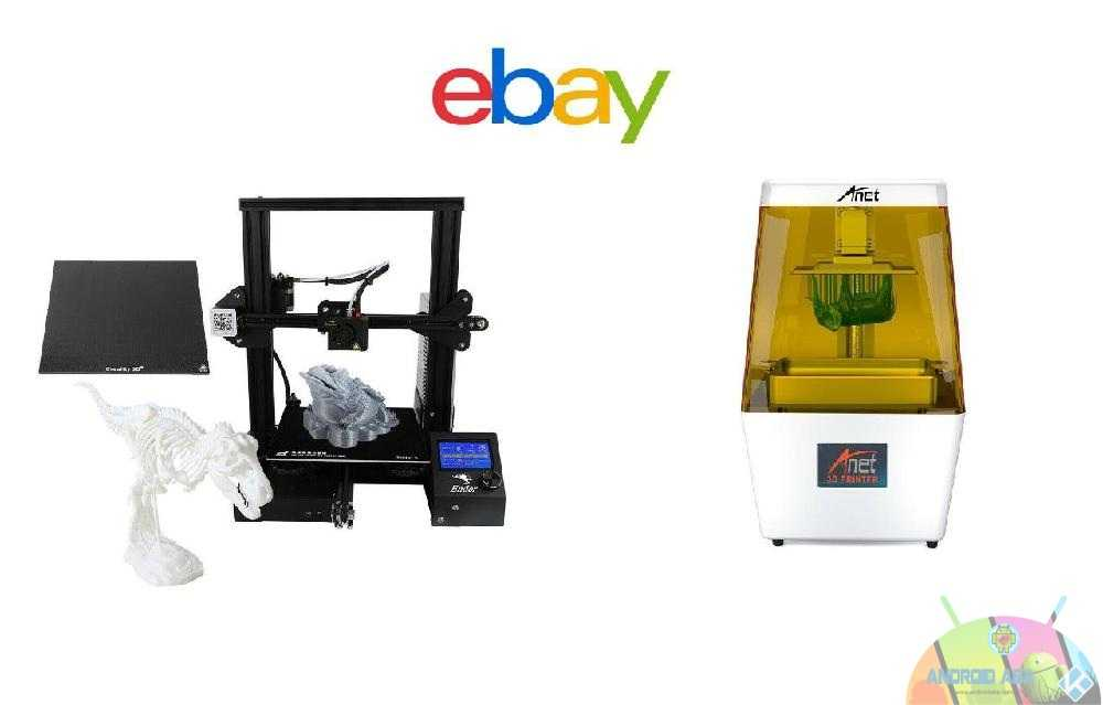 stampanti 3d ebay