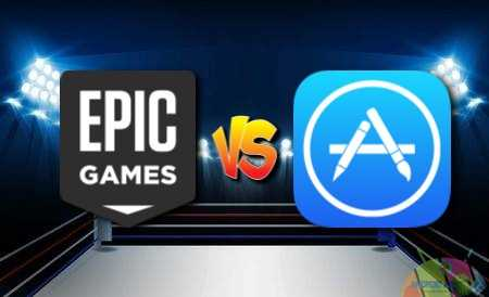 Epic Games Vs App Store