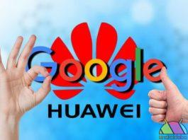 Google Huawei ok
